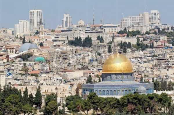 Jerusalem About Pic